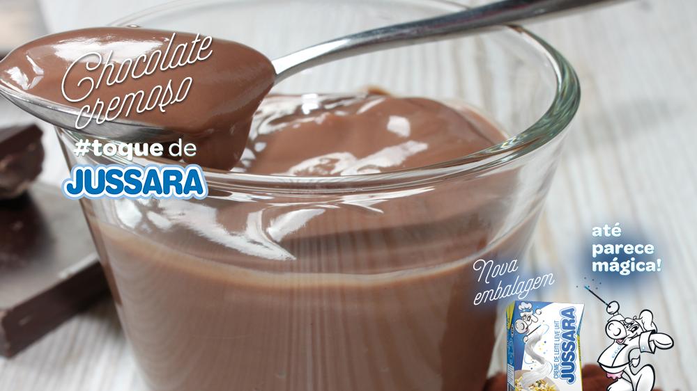 Imagem de Chocolate cremoso
